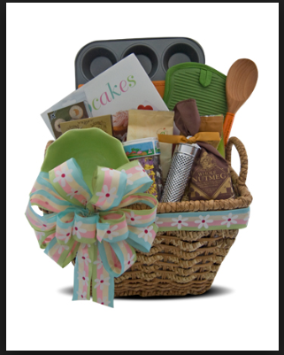 gifts for bakers - basket